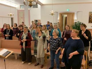 Sjung gospel