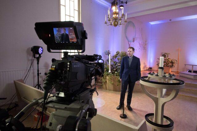 TV-gudstjänster från Österledskyrkan