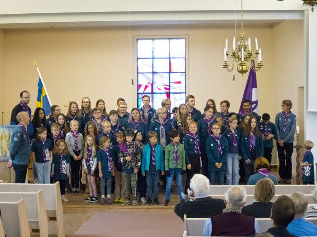 Scouterna 80 år!